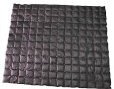 Double Black Diamond - Ultra-Light Weight 700 Goose Down Blanket Throw Quilt