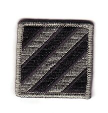 "3rd INFANTRY DIVISION ""ACU Patch"" (Fabrication Actuelle)"
