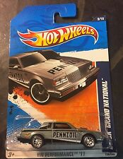 Hot Wheels Pennzoil Buick Grand National CUSTOM Super with Real Riders