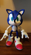 Sonic the Hedgehog 10-inch ReSaurus Figure 1999 w/Base Sonic Adventure Dreamcast