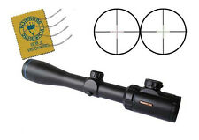 Visionking 3-9x42 FL Rifle scope 30 mm Illuminated Red/Green Mil dot Riflescopes