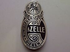 GAZELLE METAL EMBLEM Head Badge For GENT'S Gazelle Vintage Bicycle Free Shipping