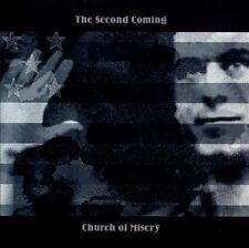 The Second Coming by Church of Misery (CD, 2012, Metal Blade)