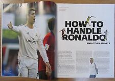 Carlo Ancelotti – Exclusive Interview - FT Weekend Magazine – 18 January 2014