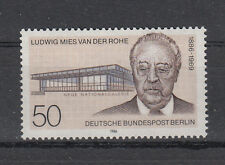 Berlin Briefmarken 1986 Ludwig Mies van der Rohe Mi.Nr.753** postfrisch