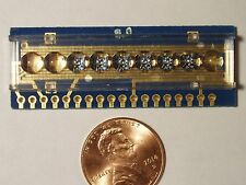 Rare 6-Digit LED Bubble Display National Semiconductor – Multi Digit 7-Segment