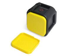 Protezione lenti F. GoPro HERO 4 session LENS CAP Protector Copertura Cappuccio YELLOW