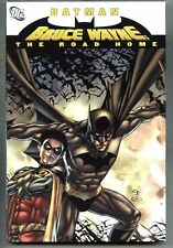 HC Batman Bruce Wayne The Road Home collected Hardcover Oracle Batgirl Red Robin