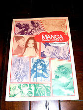 BOOK: Manga : Masters of the Art / Artists Info + Tips Techniques Japanese Japan