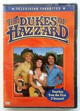 Dukes of Hazzard - TV Favorites (DVD, 2005) NEW SEALED FREE USA SHIPPING