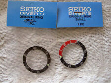 -SEIKO DIVER  4205 Lady  BEZEL INESERT Black or Pepsi  New