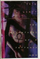 DC Vertigo Comics Skin Graft Adventures Of A Tattooed Man #1 July 1993 VF