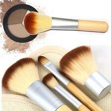4pcs Pro Makeup Cosmetic Blush Brush Foundation Powder Kabuki Brushes Kit Set UP