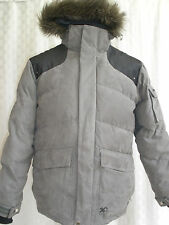 RIPZONE 5000MM ADVANCED TECHNICAL SNOWBOARDING DOWN JACKET HOOD MEN'S SIZE M