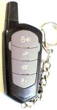 Keyless remote aftermarket Compustar fob 1WAMR Pro fob entry clicker bob start