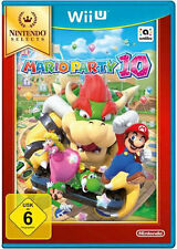 Nintendo Wii U Spiel Select: Mario Party 10 WiiU Selects Neu & OVP