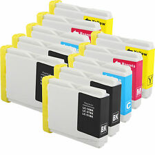 10 Pk LC51 LC-51 Ink for Brother MFC-230C MFC-240c MFC-885c MFC-465cn MFC-5860CN