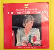 Debrett's Illustrated Fashion Guide The Princess of Wales 1989 HARDCOVER