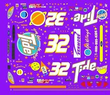 #32 Scott Pruitt Give the Kids the World 2000 1/24th - 1/25th Scale Decals