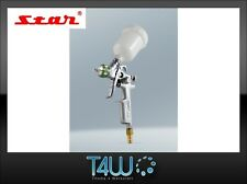 STAR Mini gravity feed spray gun HVLP low pressure spot repair / 1.0mm