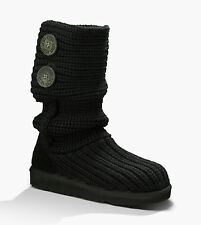 Brand New With Tags UGG Classic Cardy Knitted Boots