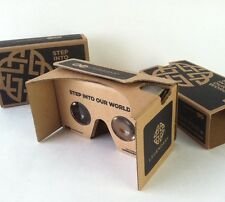 Google Cardboard Virtual Reality SDCC 2015 Comic Con Exclusive Legendary Picture