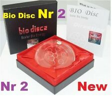 Powerful Scalar Bio Disk, Mineral Plate, Food Charger, FengShui, Orgone, Reiki