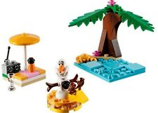 Lego Disney Frozen OLAF's Summertime Fun Polybag Minifigure 30397 VIP Promo Set