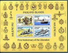 FALKLAND - BF - 1983 - 1° anniversario della liberazione delle Isole Falkland