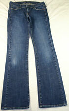 "Old Navy ""The Sweetheart"" dark blue denim jeans, size 4, stretch - boot cut"