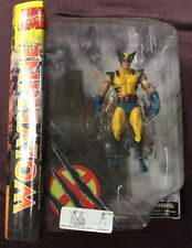 "Marvel Diamond Select Wolverine Action Figure 9"" NEW"