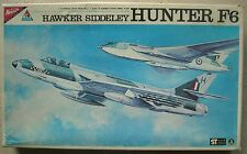 Nichimo 1/48 Hawker Siddeley Hunter F6