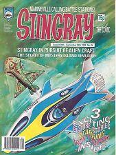 Stingray #24 (28th August 1993) TV21 full colour reprint strips
