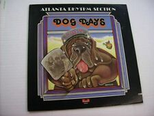 ATLANTA RHYTHM SECTION - DOG DAYS - LP VINYL 1975 U.S.A. - CUT OUT SLEEVE