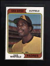 1974 TOPPS #456 DAVE WINFIELD ROOKIE RC EX+ D2964