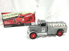 1934 Texaco 7-23 GMC Tanker 1:34 Scale Die Cast Coin Bank