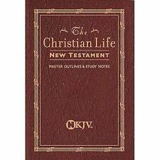 Christian Life : New Testament by Thomas Nelson Publishing Staff (1990,...