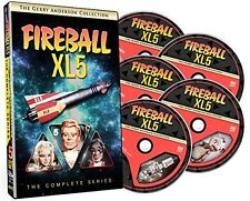 Fireball XL5 Complete Series 5 DVD Set Gerry Anderson Collection TV Show Family