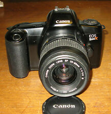CANON EOS REBEL X WITH CANNON ZOOM EF 35-80mm 1:4-5.6 lll LENS