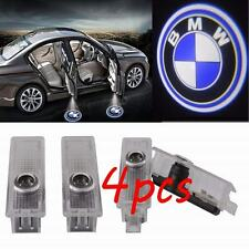 4pcs LED Laser Projector BMW Logo light Door Courtesy Welcome lamp Ghost Shadow