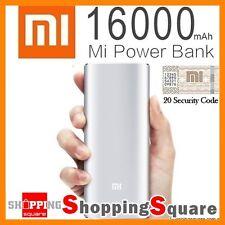 XIAOMI 16000mAh External Power Bank Li-ion Battery Charger 5V/3.6A 100% Original