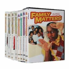 Family Matters Seasons 1-9 Complete TV Series DVD Set Season 1 2 3 4 5 6 7 8 9