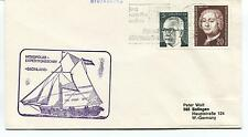 1972 Nordpolar Expeditionsschiff Gronland jung weltoffen Polar Antarctic Cover