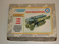 Accurate Armor - AEC Refueller Truck 6x6 2500 gallon 854/0854 model 1/48