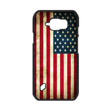 For Samsung Galaxy S6 Active Retro American Flag Phone Case