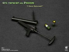 Easy & Simple 1/6 Action Figure Army SFG Veteran 26011 40mm Grenade Launcher