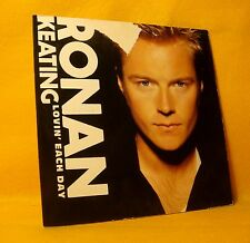 Cardsleeve single CD Ronan Keating Lovin' Each Day 2TR 2001 Pop Boyzone