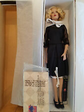 "Robert Tonner Chicago Collection 'Court room Roxie' Collectable Doll 16"" NIB"