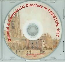 PRESTON, 1917 - General and Commercial Directory