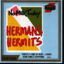 CD Album Herman`s Hermits No Milk Today (Dandy, Hold On) 90`s Ariola